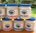 Kahangi Estate Natural Skin Creams