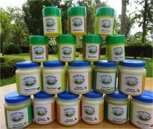 Kahangi Estate Organic Skin and Hair Creams